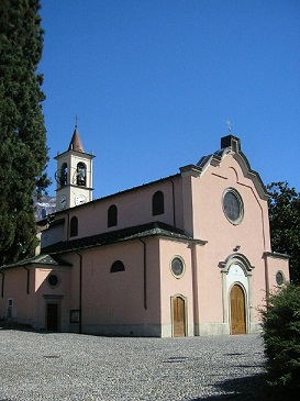 chiesa e campanile per slider