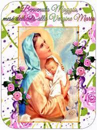 Maggio mese della Madonna
