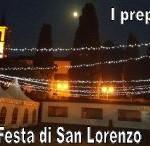 Preparativi S. Lorenzo