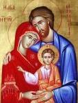 La Santa Famiglia