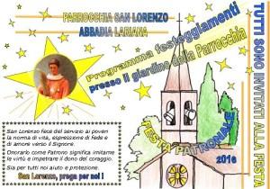 Festa S.Lorenzo