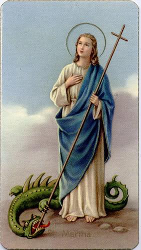Santa Marta si festeggia il 29 luglio