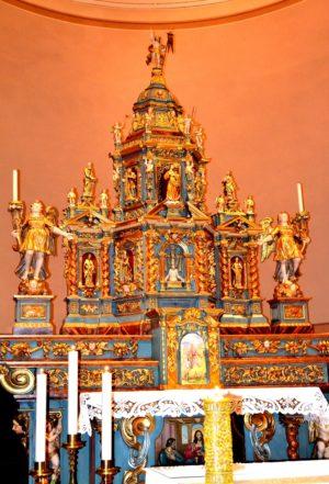 Abbadia altare 2018 (2)