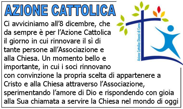 azione cattolica rinnovo