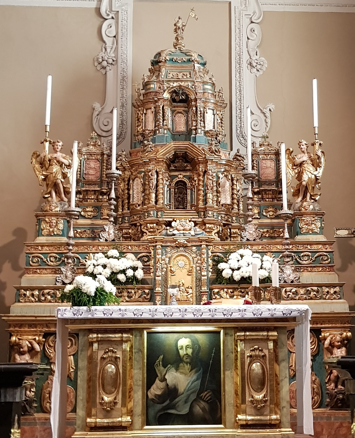 ciborio Sant'Antonio
